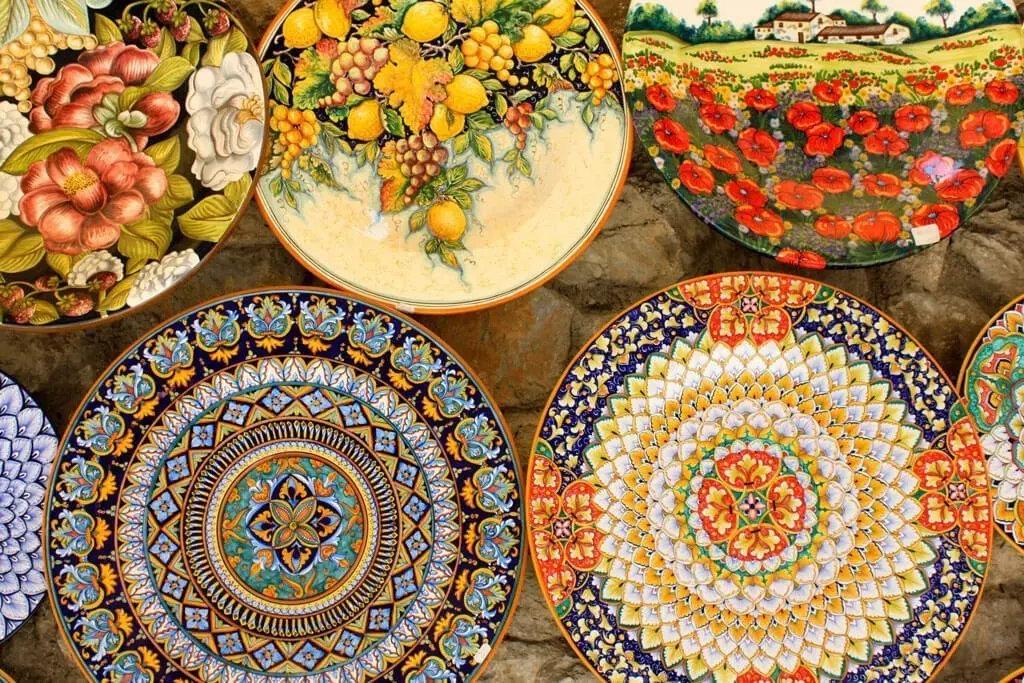 le ceramiche di ravello