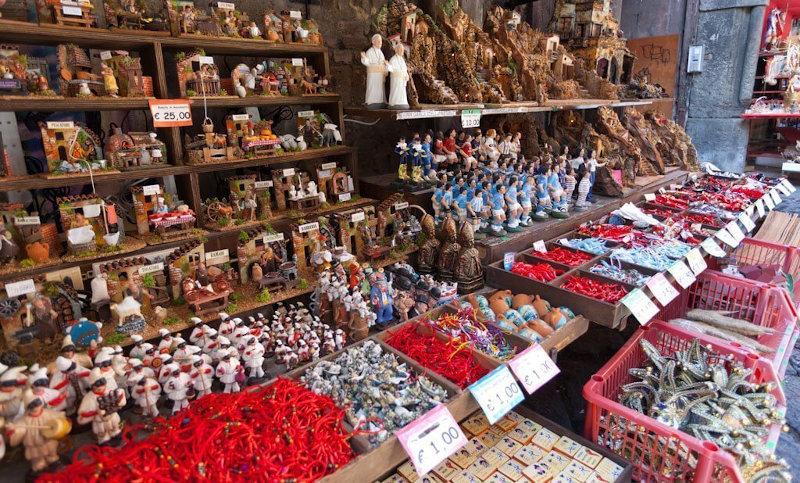 Visita la città di Napoli e il centro storico